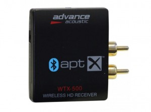 Odbiornik audio Bluetooth - Advance Acoustic WTX-500