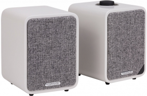 Aktywne głośniki bluetooth - Ruark Audio MR1 Mk2 Soft Grey