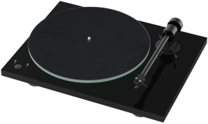 Gramofon - Pro-Ject Audio Systems T1 Phono SB Czarne piano