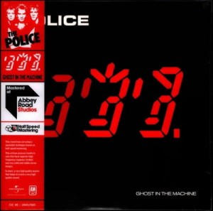 Płyta winylowa - The Police - Ghost In The Machine LP