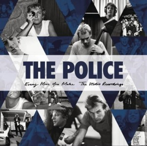 Box kolekcjonerki płyt winylowych - Police - Every Move You Make: The Studio Recordings (Box 6LP LTD.)
