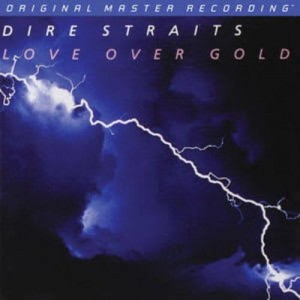 Płyta winylowa - Dire Straits - Love Over Gold 2LP