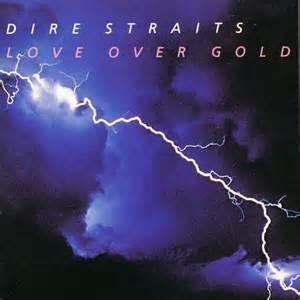 Płyta winylowa - Dire Straits - Love Over Gold LP
