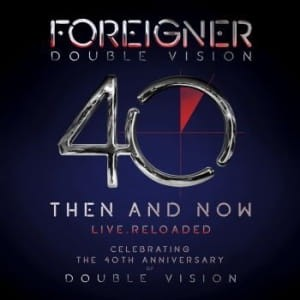 Płyta winylowa i Blu-Ray - Foreigner - Double Vision The And Now 2LP/BLU-RAY