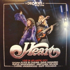 Płyta winylowa - Heart - Live In Atlantic City 2LP
