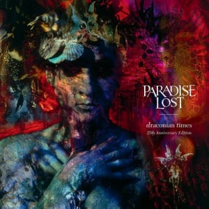 Płyta winylowa- Paradise Lost - Draconian Times (25th Ann. Edition Transparent Blue Vinyl) 2LP