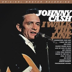 Płyta winylowa - Johnny Cash - I Walk The Line (45RPM Mono 2LP) (Mobile Fidelity Sound Lab)