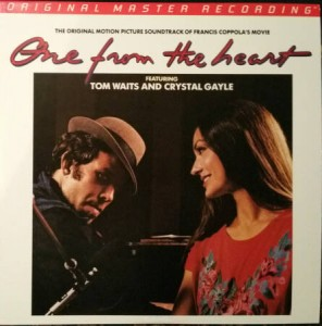 Płyta winylowa - Tom Waits & Crystal Gayle - One From The Heart 180g (Mobile Fidelity Sound Lab)