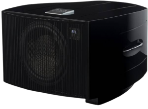 Subwoofer aktywny - REL No.25 Black Piano